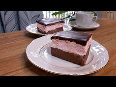 Απίθανη πάστα ταψιού σοκολάτα φράουλα!!! - YouTube Greek Recipes, Sweets, Cake, Desserts, Youtube, Food, Tailgate Desserts, Deserts, Gummi Candy
