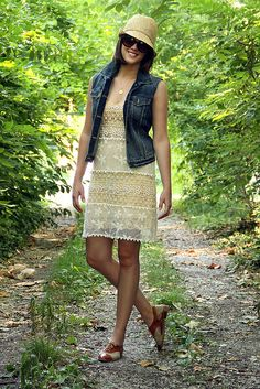 What I Wore: Old Lace by What I Wore, via Flickr