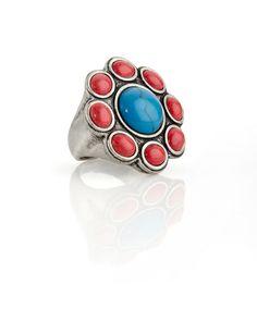 The Dahlia Blossom Ring by JewelMint.com, $29.99