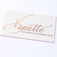 Nanette !