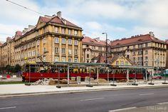 Kompleks domów pracowników PKP obok dworca Warszawa-Wileńska, Targowa 70, Praga-Pólnoc, Warszawa