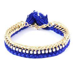 We love this Celebutante Brace... http://fashionista.net/products/celebutante-bracelet-in-blue-and-gold?utm_campaign=social_autopilot&utm_source=pin&utm_medium=pin #fashion