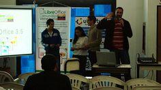 Intervención de Luís Crisolía en la presentación de LibreOffice