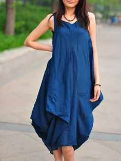 The Great Wall/Womens Clothing Plus Size Petite Maternity Day Party Prom Casual Sundress Maxi Long Summer Chic Linen Cotton Dress ALL SIZE