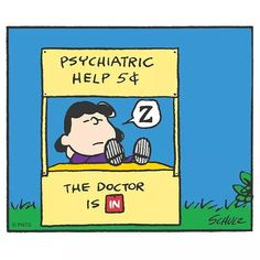 Snoopy for sale Lucy Van Pelt, Peanuts Toys, Peanuts Snoopy, Comic Shop, Psychiatric Help, Snoopy Family, Snoopy Dog House, Peanuts By Schulz, Therapy Humor