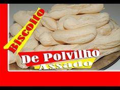 DEPOIS DESSA NUNCA MAIS COMPREI BISCOITO DE POLVILHO NO MERCADO - YouTube