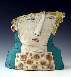 One of Christy Keeney's figures.