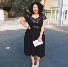 On The ShopStyle Blog // The LBD For All Body Types. If there's one item in your closet that can do wonders, every woman will agree, it's the LBD (little black dress).