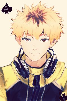 Hide Nagachika from Tokyo Ghoul