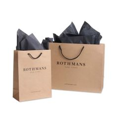 Prime Line Packaging | Custom Paper Bags For Business
