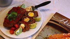 Persisk kjøttrull med egg