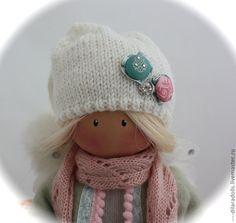 Купить текстильная кукла AVERY - новый год 2013, подарок на новый год, подарок девушке, подарок
