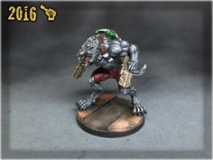 Nomad McMurrough by Scar_hand Painting