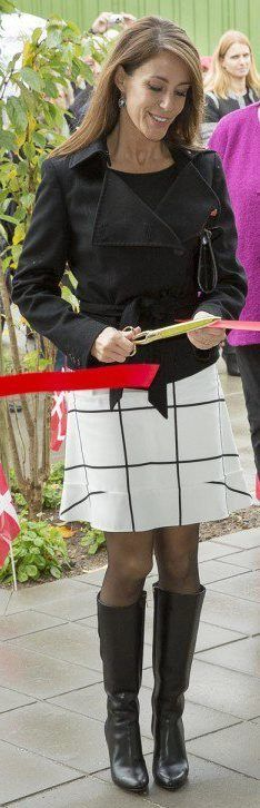 Princess Marie of Denmark - 13.10.2014