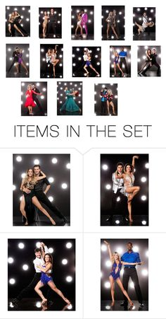 """Dancing with the Stars Season 23"" by roseangel21 on Polyvore featuring art"