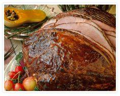 Apricot-Glazed Ham Recipe.  6 grams of carbs per serving. Diabetic Gourmet Magazine  DiabeticGourmet.com