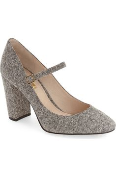 Totally swooning over these adorable Mary Jane block heel pumps from the Anniversary Sale! They's look so cute paired with a cute skirt, or shift dress.