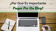 Aunque estés decidido a crear tu Blog, puede suceder que te surja la duda de, ¿por qué un Blog de pago?  Muchas personas tienen claro que hoy en día, un Blog es una herramienta imprescindible en la creación de contenido, y la manera más eficiente de darnos a conocer en Internet. Es una estrategia que no puede faltar a la hora de hacer marketing digital, esto ya lo sabemos la mayoría de las personas, pero… ¿por qué pagar por un Blog?  Lee el artículo completo AQUI:http://bit.ly/pagar-blog
