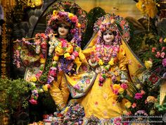 Sri Sri Radha Gokulananda Wallpaper