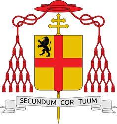 Cardinal Burke Coat of Arms