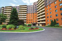 614 LAKE STREET, ST.CATHARINE'S - This wonderful North End apartment complex offers spacious bachelor, one, two, and three bedroom apartments for rent in St. Catharine's.  Contact our rental agent at 905-321-4720 or email st.catharines@clvgroup.com St Catharines, Apartment Complexes, Bus Stop, Bedroom Apartment, Ontario, Apartments, Balcony, Multi Story Building, Southern