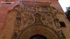 Portada de la Iglesia del Sagrario, de estilo gótico isabelino y realizada sobre 1498. La Iglesia fue levantada entre los siglos XV y XVIII.
