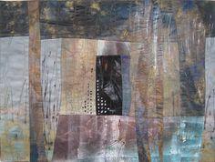 Fiber Art Constructions -                   Wen Redmond
