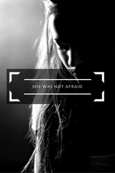she would not let that light go out // tog