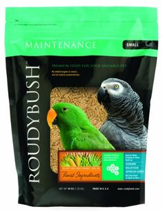 Pet Supplies Imported From Abroad Roudybush Daily Maintenance Medium 500 Grams Other Bird Supplies