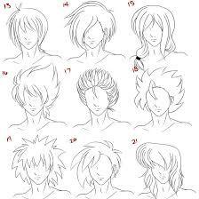 Risultati immagini per disegnare capelli