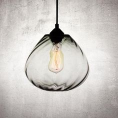 Find this luxurious glass pendant lamp designed and handmade by Mexican brand Luminosa. Shop glass lamp & Lift up on ModLifter Ceiling Lamp, Ceiling Lights, Glass Ceiling, Glass Lamps, Modern Lighting, Lighting Design, Contemporary Floor Lamps, Pendant Lamp, Light Bulb