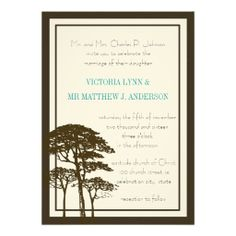 =>>Save on          Brown Oak Tree Wedding Invitation           Brown Oak Tree Wedding Invitation you will get best price offer lowest prices or diccount couponeHow to          Brown Oak Tree Wedding Invitation Online Secure Check out Quick and Easy...Cleck Hot Deals >>> http://www.zazzle.com/brown_oak_tree_wedding_invitation-161818017560398455?rf=238627982471231924&zbar=1&tc=terrest