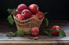 Apples, Lovely, Ripe and Juicy by panga_ua on Flickr.