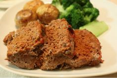 hcg-recipes-new-fashioned-meatloaf Fast and fun HCG recipe for phase 2 of the HCG Diet!  http://dietsnomas.wordpress.com/