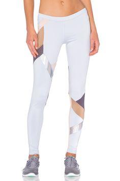 lukka lux Geode Asymmetrical Legging in Bikini