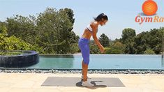 3. Burpee With Kick Out