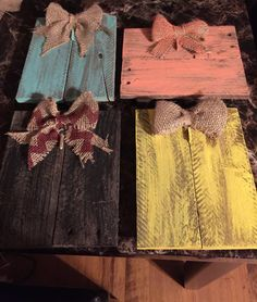 Pallet picture frame by JSPalletCreations on Etsy