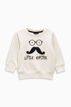 Buy Oatmeal Little Hipster Crew (3mths-6yrs) online today at Next: United States of America
