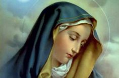 The Blessed Virgin Mary is the mother of Jesus, but is also our mother. Here are five ways to draw closer to your Mother in heaven. As we draw closer to her and her Immaculate Heart, she roots out … Blessed Mother Mary, Divine Mother, Blessed Virgin Mary, Jesus Mother, Baby Jesus, Religious Images, Religious Icons, Religious Art, Spiritual Images