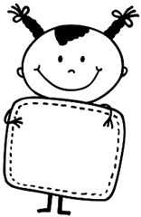 ~ Swati Sharma These cute Girl Stick Figures are easy to draw and color! girl with balloon happy girl Stick figure girl with pencil girl holding a placard Stick figure happy girl with heart symbol on dress Its A Girl Balloons, Coloring Pages For Girls, Frame Clipart, Scrapbook Designs, Classroom Displays, Stick Figures, Lego Duplo, Black And White Pictures, Easy Drawings