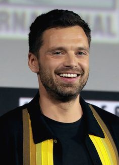 HAPPY 38th BIRTHDAY to SEBASTIAN STAN!!    8/13/20  Romanian-American actor. On television, he has played Carter Baizen in Gossip Girl, Prince Jack Benjamin in Kings, Jefferson in Once Upon a Time, and T.J. Hammond in Political Animals. The latter earned him a nomination for the Critics' Choice Television Award for Best Supporting Actor in a Movie/Miniseries.