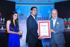 Mr. Raghav Podar, Director, Podar Education Group Dhirubhai Ambani, Ratan Tata, Excellence Award, Director, Entrepreneurship, Awards