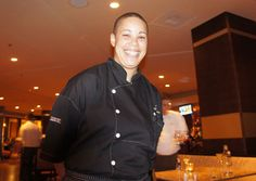 Chef Ali Goss from Parallel Post in Trumbull