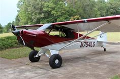 2014 CUBCRAFTERS CARBON CUB SS Light Sport Aircraft For Sale At Controller.com Plane And Pilot, Jet Plane, Small Airplanes, Model Airplanes, Vw Bus, Piper J3 Cub, Auto Union 1000, Stol Aircraft, Wiking Autos