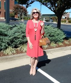 Fifty, not Frumpy: Wearing A Dress!