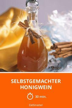 Selbstgemachter Honigwein - smarter - Zeit: 30 Min.   eatsmarter.de
