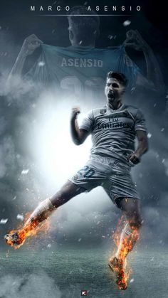 Real Madrid Club, Real Madrid Football Club, Real Madrid Players, Best Football Team, Football Art, Cristiano Ronaldo, Equipe Real Madrid, Isco Alarcon, Ronaldo Real Madrid