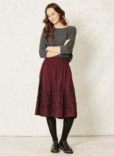 Hemp Skirt