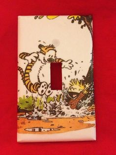 Calvin Amp Hobbes 10x A3 Large Giant Poster Laminated Love