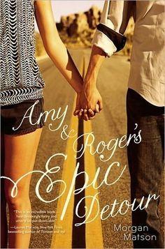 Review ~ Amy & Roger's Epic Detour